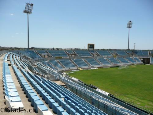 Estadio nuevo vivero de extremadura jetlag for Viveros en badajoz