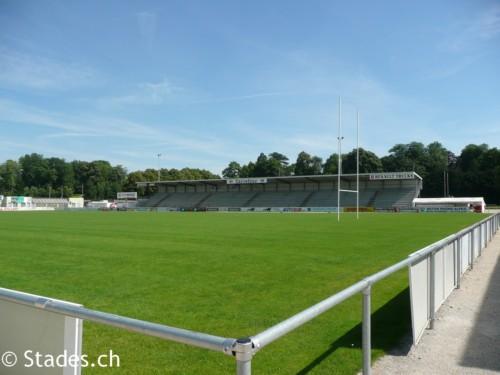 Les stades de rugby, villes de A à D. BourgEnBresse-Verchere-1_500x375