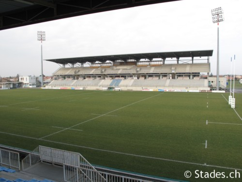 Les stades de rugby, villes de A à D. Colomiers-Bendichou-20_500x375