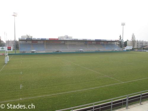 Les stades de rugby, villes de A à D. Colomiers-Bendichou-34_500x375