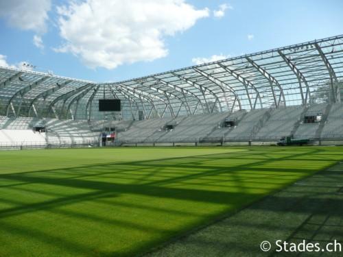 Grenoble stade des alpes - Coupe a 10 euros grenoble ...