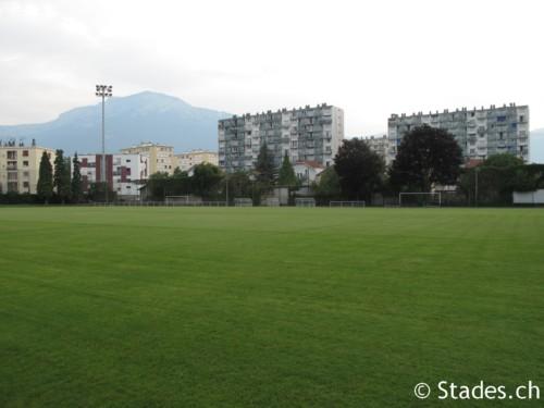 Grenoble stade du clos d 39 or - Coupe a 10 euros grenoble ...