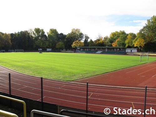 Euro.stades.ch - Herne, Mondpalast Arena (Sportpark Wanne ...