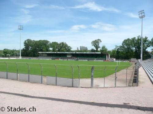 Montceau Les Mines Stade Des Alouettes