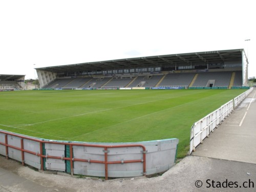 Euro.stades.ch - Newcastle-upon-Tyne, Kingston Park Stadium