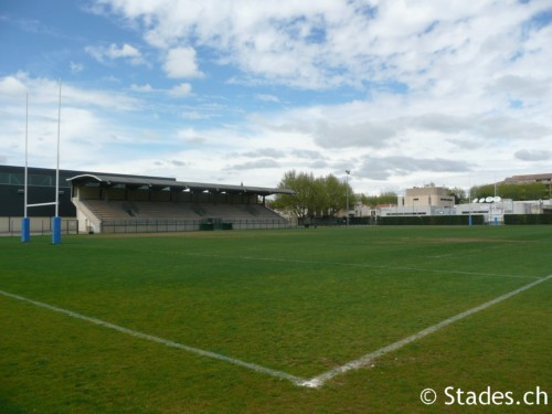 Salon de provence stade marcel roustan - Ch salon de provence ...